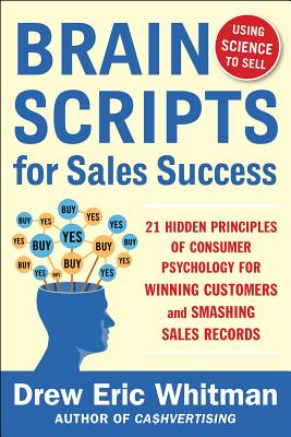 Brainscripts for Sales Success By Whitman, Drew Eric