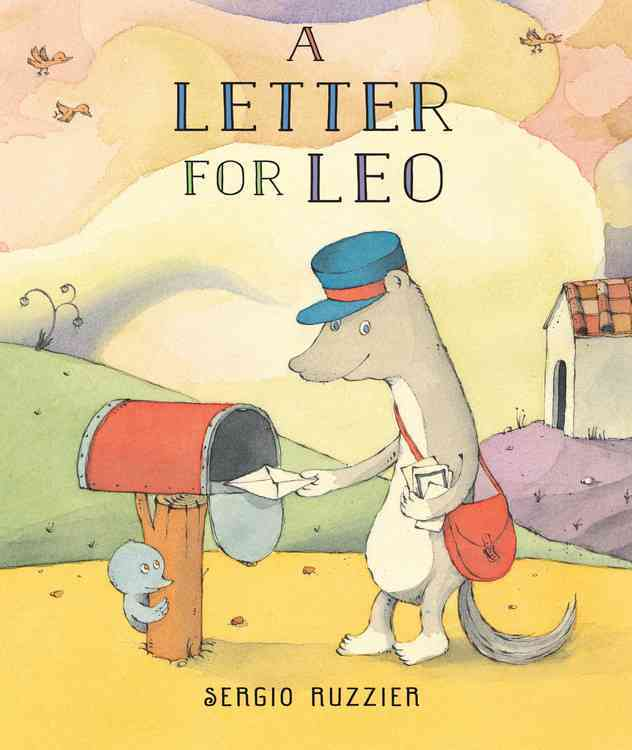 A Letter for Leo By Ruzzier, Sergio